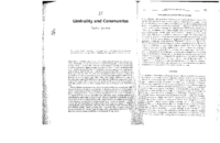 Liminality and Communitas, by Victor Turner