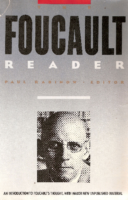 The Foucault Reader, edited by Paul Rabinow