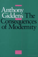 The Consequences of Modernity-by Anthony Giddens