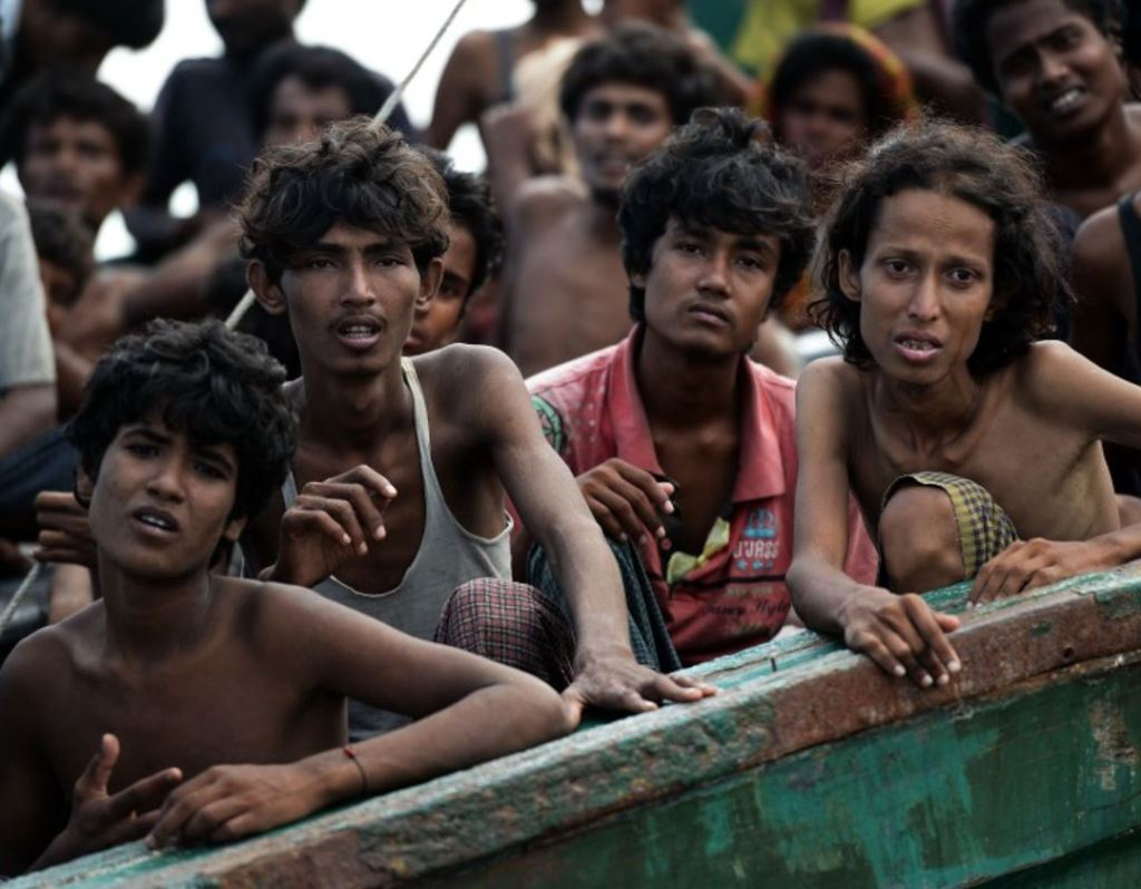Sea Sorrow, the Rohingya refugee crisis: From Myanmar to Bangladesh