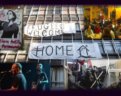 Anarchy International Solidarity Global Civil War Movement