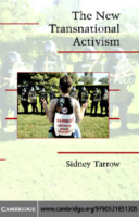 The New Transnational Activism-Sidney Tarrow