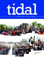 Tidal issue 1-Occupy Theory.-Occupy Strategy